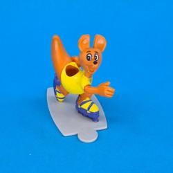 Walibi en roller Figurine d'occasion (Loose)