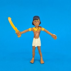 Gaston Lagaffe second hand bendable figure (Loose)