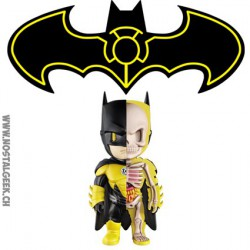 DC Comics Yellow Lantern Batman XXRay par Jason Freeny