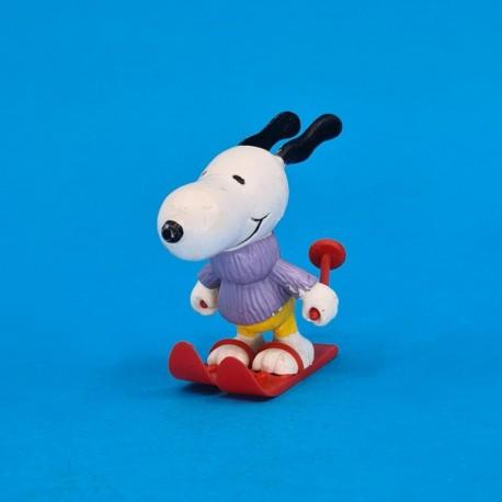 Peanuts Snoopy ski second hand Figure (Loose)