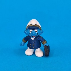 The Smurfs Pilote Smurf second hand Figure (Loose)