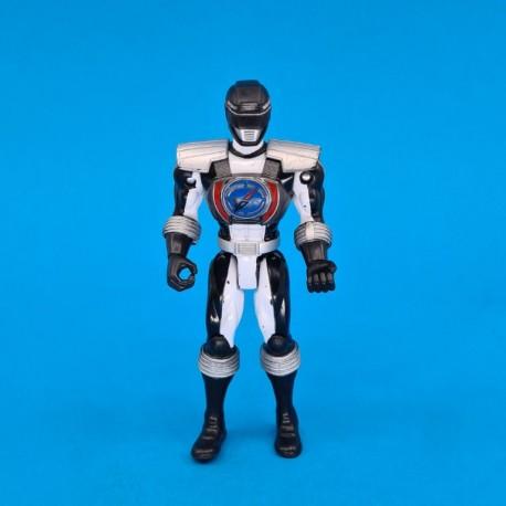 Power Rangers Operation Overdrive Black Ranger second hand figure (Loose)