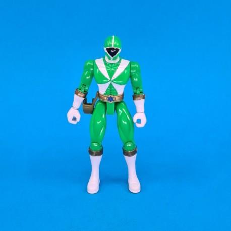 Power Rangers Rescue Lightspeed Green Ranger second hand action figure (Loose)