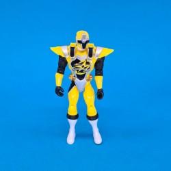Power Rangers Ninja Steel Yellow Ranger second hand action figure (Loose)