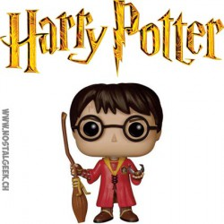 Funko Pop! Film Harry Potter Quidditch Edition Limitée