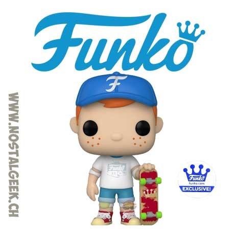 Funko Pop Skater Freddy Exclusive Vinyl Figure
