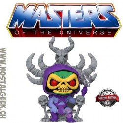 Funko Pop 15 cm Masters of the Universe Skeletor On Throne Edition Limitée