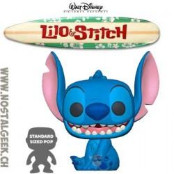 Funko Pop 25 cm Disney Lilo et Stitch Smiling Seated Stitch