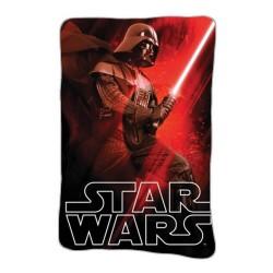 Plaid Star Wars 100 X 150 cm Darth Vader