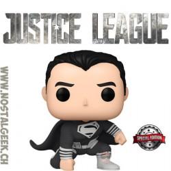 Funko Pop! DC Justice League Superman (Black Suit) (Zack Snyder Cut) Limited Vinyl Figure