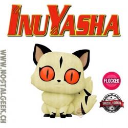 Funko Pop Manga Inuyasha Kirara Flocked Exclusive Vinyl Figure