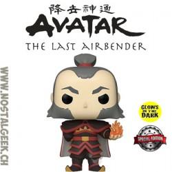 Funko Pop Avatar the last Airbender Admiral Zhao GITD Exclusive Vinyl Figure