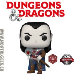 Funko Pop Games Dungeons and Dragons Strahd (with D20) Exclusive Vinyl Figure