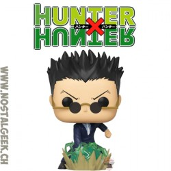 Funko Pop Animation Hunter X Hunter Leorio Vinyl Figure