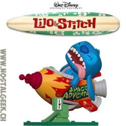 Funko Pop Rides Disney Lilo & Stitch - Stitch in Rocket Vinyl Figure