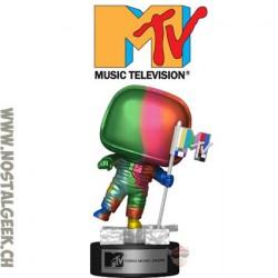 Funko Pop MTV Moon Person (Rainbow) Vinyl Figure