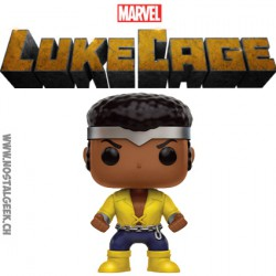 Funko Pop! Marvel Luke Cage (Classic) Exclusive Vinyl Figure