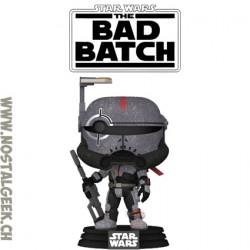 Funko Pop Star Wars The Bad Batch Crosshair Vinyl Figure
