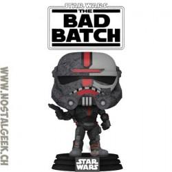 Funko Pop Star Wars The Bad Batch Hunter Vinyl Figure