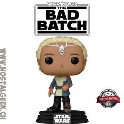 Funko Pop Star Wars The Bad Batch Hunter Exclusive Vinyl Figure