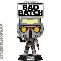 Funko Pop Star Wars The Bad Batch Tech Vinyl Figure