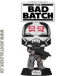 Funko Pop Star Wars The Bad Batch Wrecker Vinyl Figure