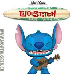 Funko Pop Disney Lilo et Stitch - Stitch with Ukulele Vinyl Figure