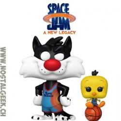 Funko Pop! Film Space Jam A New Legacy Sylvester & Tweety Vinyl Figure