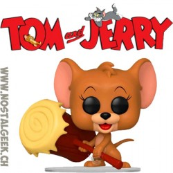 Funko Pop Movie Tom And Jerry - Jerry with Mallet Vinyl Figure