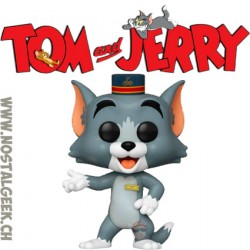 Funko Pop Movie Tom And Jerry - Tom with Hat Vinyl Figure