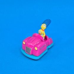 The Simpsons Marge and Maggie Simpson in car second hand figure (Loose)