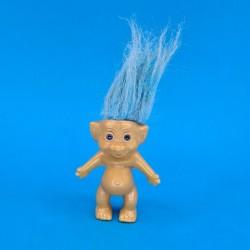 Troll 17 cm blue hair second hand figure (Loose)