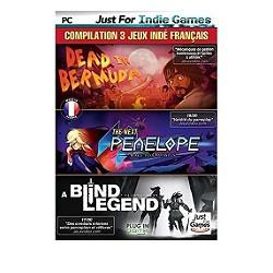 Compilation 3 Jeux Indés Français : The Next Penelope + A Blind Legend + Dead in Bermuda