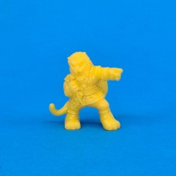 Monster in My Pocket Matchbox No 43 The Beast (Yellow) second hand figure (Loose)