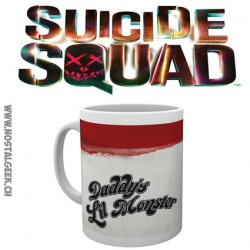 DC Comics Suicide Squad Daddy Little Monster