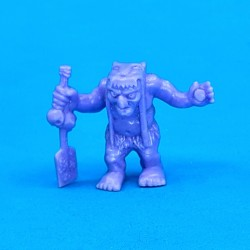 Monster in My Pocket - Matchbox - Series 1 - No 42 Charon (Purple) second hand figure (Loose)