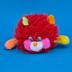 Popples Mini Puffling red second hand plush (Loose)