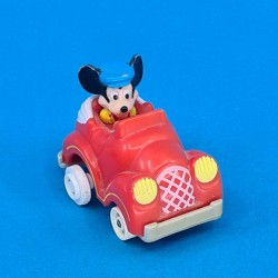 Disney Mickey in car second hand figure (Loose)