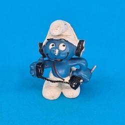 The Smurfs Radio Smurf 1982 second hand Figure (Loose)