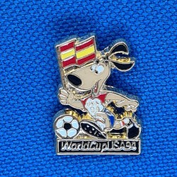 World Cup USA 1994 Striker Spain second hand Pin (Loose)