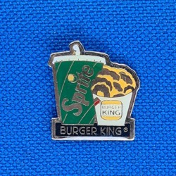 Burger King Sprite second hand Pin (Loose)
