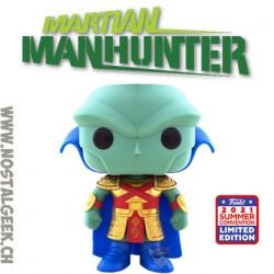 Funko Pop Summer Convention 2021 Martian Manhunter (Imperial Palace) Exclusive Vinyl Figure