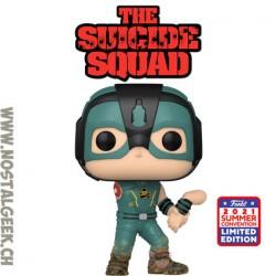 Funko Pop Summer Convention 2021 The Suicide Squad T.D.K. Exclusive Vinyl Figure
