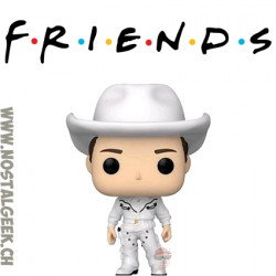 Funko Pop Television Friends Joey Tribbiani (Cowboy) Vinyl Figure