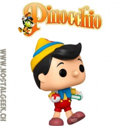 Funko Pop Disney Pinocchio (School) Vinyl Figure