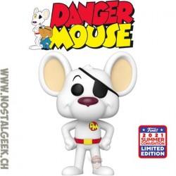 Funko Pop SDCC 2021 Danger Mouse Exclusive Vinyl Figure