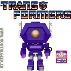 Funko Pop SDCC 2021 Transformers Shockwave Exclusive Vinyl Figure