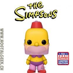 Funko Pop SDCC 2021 The Simpsons Belly Dancer Homer Exclusive Vinyl Figure