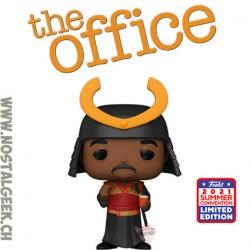 Funko Pop SDCC 2021 The Office Stanley Hudson (Warrior) Exclusive Vinyl Figure