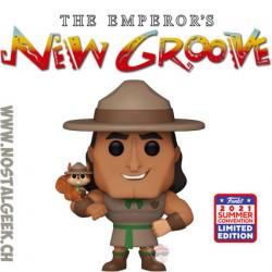 Funko Pop Disney SDCC 2021 The Emperor's new Groove Kronk as Scout Leader Exclusive Vinyl Figure